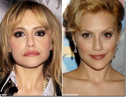 Brittany Murphy Trout Pout Picture[3]